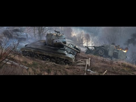 Vlog Informativo World of Tanks # T25 Pilot 1
