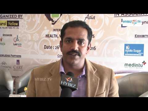 , Vamshi Udayagiri-HealthPlus Asia 2016