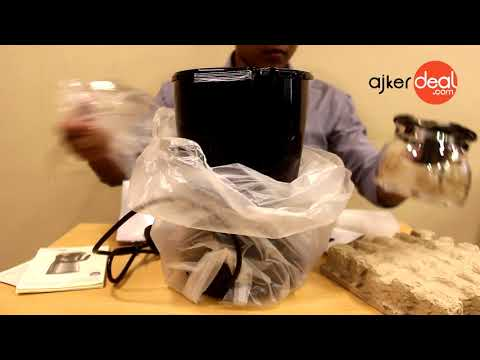 PHILIPS Coffee Maker    Ajkerdeal Product Unboxing 2018