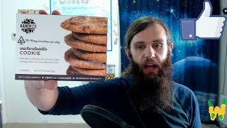 Marijuana edible review: Kaneh Co. Snickerdoodle Cookie 100 mg by  Weeats Reviews