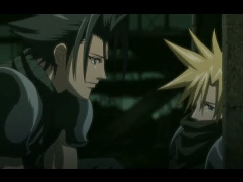 Смотреть видео онлайн с Последняя фантазия 7 OVA / Final Fantasy VII: Last Order
