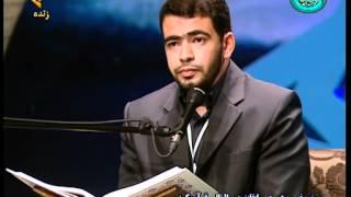 القارئ محمود الإسكافي - نهائي المسابقة الدولية
