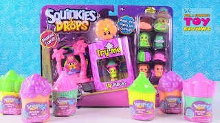 Today we have more Squinkies Do Drops from season 3.  We have the Magic Ring Lights Pack plus more Mystery Tiki Huts.  What will we find today?  Will we find an ultra rare?  Let's see.  Leave a comment and let us know which one is your favorite.****************************************************************************************************Welcome to PSToyReviews where Paul, Shannon & Simon the cat open all kinds of fun toys.  We love blind bags here including Shopkins, Disney, My Little Pony MLP, Tokidoki Moofia, Unicornos, Lego & tons of others.  We also love hidden surprise eggs & mystery toys.  You will find us opening unboxing toys, playsets and all sorts of kids toys including reviews, play & arts & crafts fun.  Don't forget the Play-Doh creations or slime either because it's so much fun.  Leave a comment while you are here, we love hearing from our fans.****************************************************************************************************Subscribe to PSToyReviews here: http://tinyurl.com/qfqtrbr****************************************************************************************************Other Places To Find Ushttps://www.instagram.com/pstoyreviewshttps://twitter.com/pstoyreviewshttps://www.facebook.com/pstoyreviews****************************************************************************************************Check Out Some Of Our Other Videos In PlaylistsShopkins - season 1, 2, 3, 4, Food Fair, Playsets, Shoppies http://bit.ly/1VHfBBRBlind Bag Treehouse Episodes http://bit.ly/1S2HOjQPaul vs Shannon - Who Will Win?  http://bit.ly/1WjUlCGBath Bombs Fizzies http://bit.ly/1qA35INPlay-Doh Surprise Eggs & Challenges http://bit.ly/1Ngw7lyBlind Bags Paloozas http://bit.ly/23rPDVmDisney Fun Including Princesses  http://bit.ly/23kpdbvArts & Crafts (Crayola Coloring, custom DIY Shopkins & more) http://bit.ly/1SWnD7zToy Hunting, Surprise Presents & Hauls http://bit.ly/1RXqJWg****************************************************************************************************Don't forget to like, subscribe and share our channel with your friends.  This way we can keep bringing you even more videos.  :-)****************************************************************************************************We are not accepting fan mail at this time.  Thank you so much to our wonderful fans.  If you have a drawing for us you can share it on our Instagram or Facebook page.****************************************************************************************************Business inquires only  paulandshannonstoyreviews@gmail.com****************************************************************************************************
