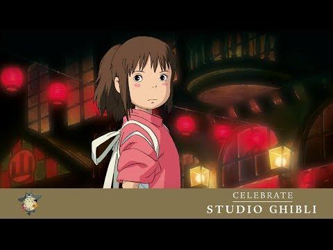 Spirited Away - Celebrate Studio Ghibli - Official Trailer