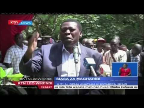 Moses Wetangula ashauriwa kujiunga na Jubilee