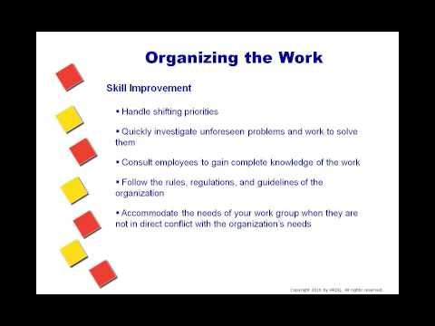 HRDQ Webinar: Supervisory Skills – 5 Things Supervisors Need to Know
