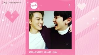 WINTER GARDEN 에프엑스_SMile for U_Happy Smile Campaign (BGM: 에프엑스 '12시 25분 (Wish List)')