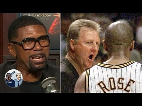 Video: Jalen Rose explains how Larry Bird validated his career | Jalen & Jacoby