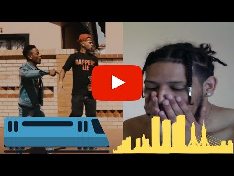 Priddy Ugly ft. YoungstaCPT - Come To My Kasi (REACTION VIDEO)