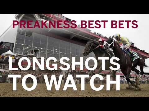 Preakness 2018 Best Bets video picks: 3 long-odds horses who can hit the board (видео)