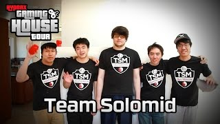 Team Solomid | HyperX Gaming House Tour