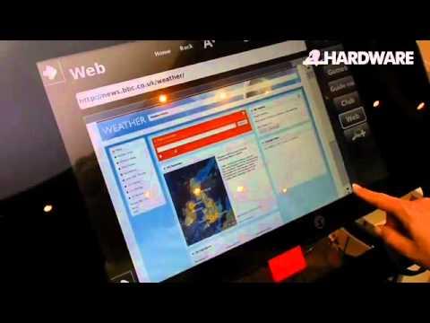 Technogym Run Personal with Visioweb