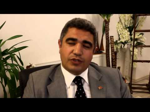 Tunuslu Kaymakamlar Başkan Basa'yı Ziyaret Etti