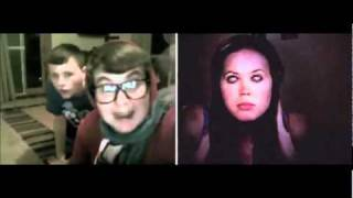 Cô gái quỷ ám trên webcam  gây xôn xao cộng đồng mạng   Phim Âu Mỹ   Kênh14   Channel for Teens