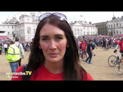Peta Todd Talks To Sportsvibe TV About The Help For Heroes Cycle Ride