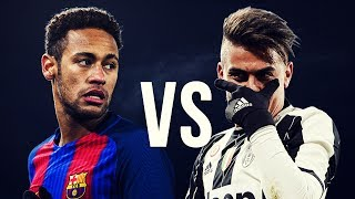 Video NEYMAR vs DYBALA - Despacito vs It Ain't Me | 2017 HD MP3, 3GP, MP4, WEBM, AVI, FLV September 2017