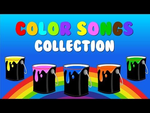 color - This 30 minute 11 song collection of 11 color songs teaches children the 11 most used colors and helps them to match them against objects of nature thereby e...