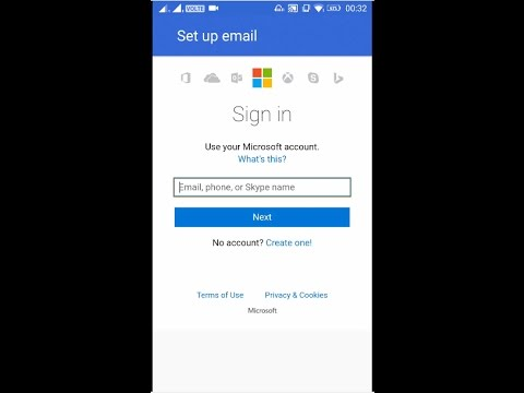Add Hotmail Account to Gmail App | Gmail App with multiple Email Providers