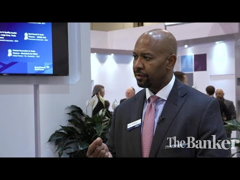 Ather Williams, head of business banking, Bank of America Merrill Lynch – View from Sibos 2017
