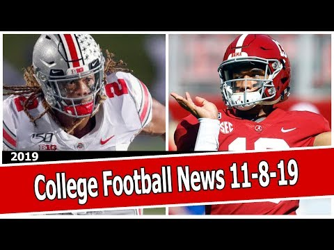 CFB NEWS: Chase Young Suspended and Tua Not at 100% Against LSU