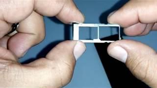 BLU VIVO XL4 - COLOCAR SIM-CARD Y SD - ESPAÑOL