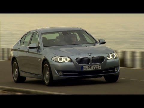 Neu: BMW ActiveHybrid 5 – Test