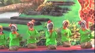 Lir ilir wisuda TK Dharma wanita DK galiran