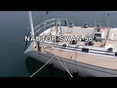 video of NAUTOR SWAN 56