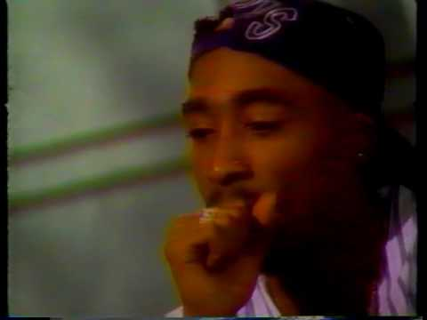 MTV News report Tupac is dead September 14th 1996