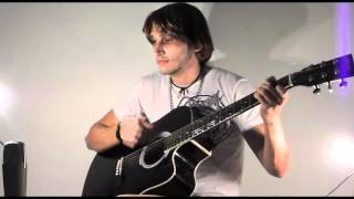 Dire Straits - Sultans Of Swing [Cover Acoustic Guitar solo] fingerstyle guitar