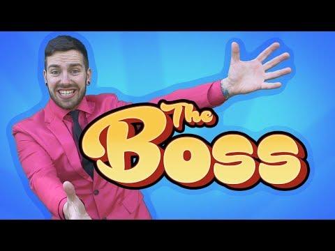 The Boss - Deadloch (OFFICIAL MUSIC VIDEO)