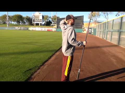 Pitcher's Excercise – Around The World