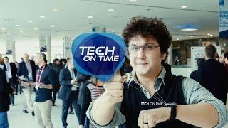 สวัสดีครับ กลับมาพบกับ Tech on Time ตรงเวลา ตรงประเด็นทุกเหตุการณ์บนโลกเทคโน...