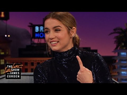 Ana De Armas' Hair Was Off-Limits For 'Blade Runner'