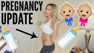 PREGNANCY UPDATE by Channon Rose