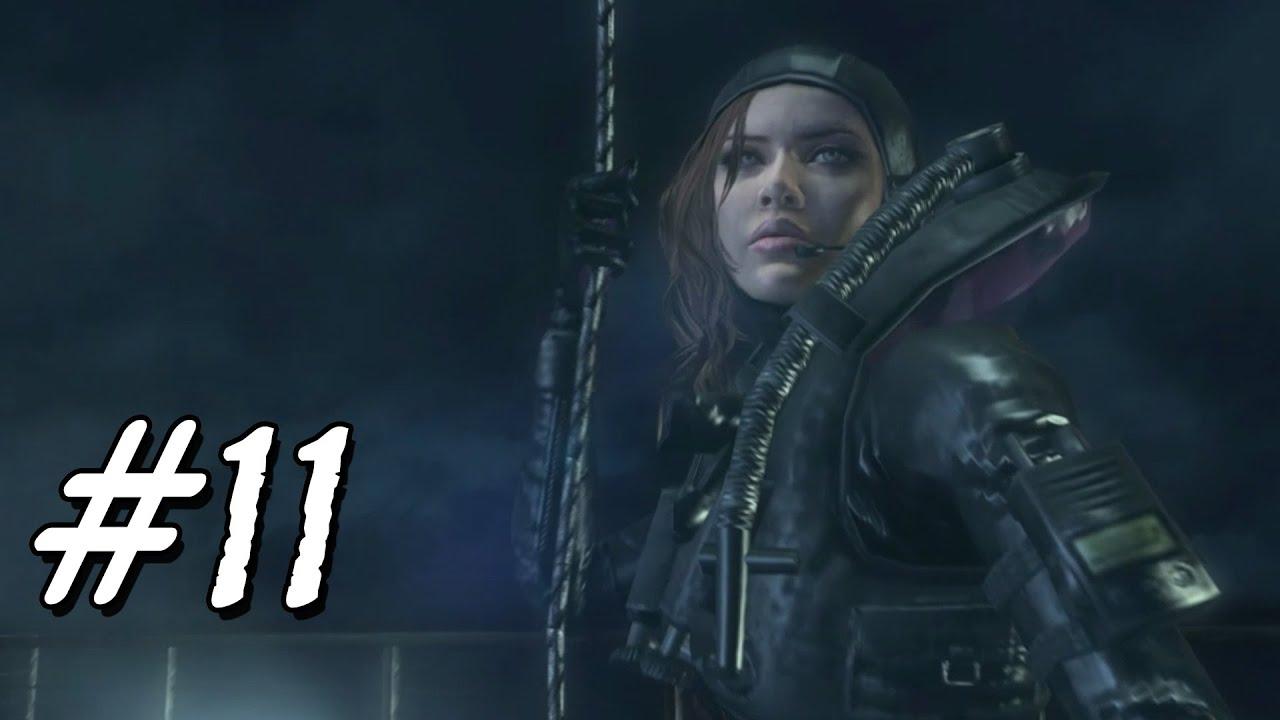 [Let's Play] Resident Evil Revelations – 11 – Katz und Mautz