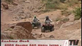 6. ATV Television - The 2003 Kawasaki Prairie 360 Media Intro