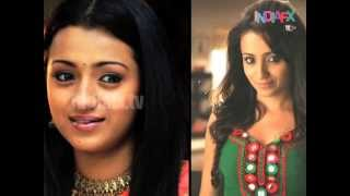 Trisha saddened by her father's death