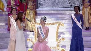 Video Miss World 2013 - Official Crowning of Megan Young! MP3, 3GP, MP4, WEBM, AVI, FLV Desember 2018