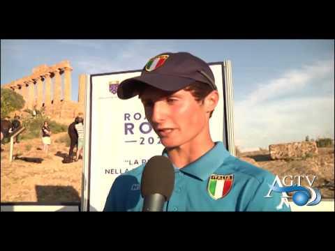 """""""La Ryder Cup nella Valle dei Templi"""" le interviste NewsAgtv"""