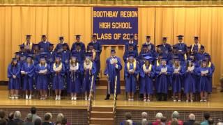 BRHS Graduation 2016