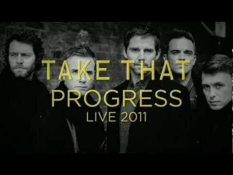 0 Take That announce tour dates for Progress Live 2011 Tour