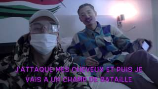 Keith Ape - IT G MA (Traduction Française)