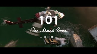 101 One-Armed Saves is a project from Ryan Holland and Lucky Treehouse.  Recognize any of the films?  First person to guess all 101 correctly gets something really awesome... hold tight, we're still figuring out what that awesome thing is gonna be.http://www.luckytreehouse.com