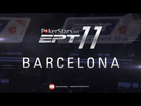 High - 2014 European Poker Tour (EPT 11) Barcelona, final table live poker coverage - never miss a moment from the official PokerStars channel – The final table at Super High Roller event of EPT...