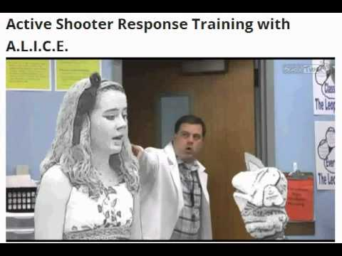 ALiCE Training Video-Middle School Students