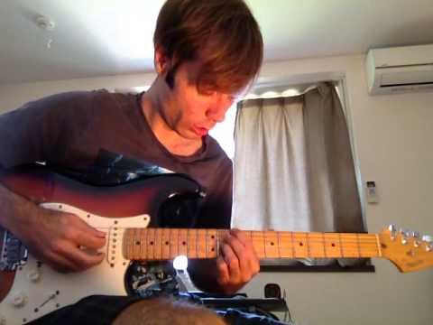 """Oceans"", Hillsong – Electric guitar tutorial"