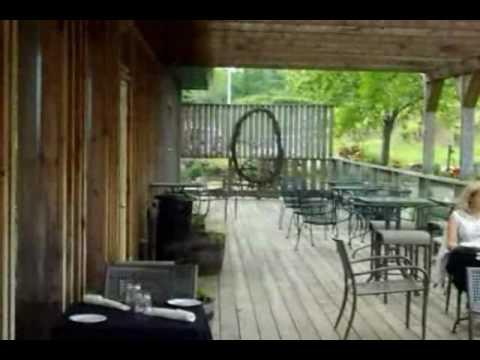 The View Restaurant East Dell Estates Winery Niagara Peninsula