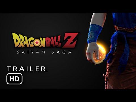 DragonBall Z Saiyan Saga: Webseries Preview