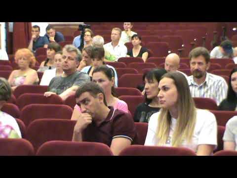 Мэр и жители Мариуполя общались на темы экологии